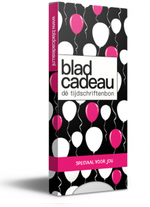 Bladcadeau Online Kopen Gratis Inpakservice