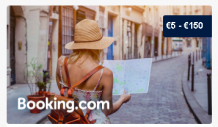 Booking.com Cadeaukaart