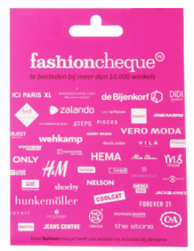FashionCheque Roze